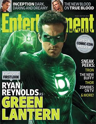 ryan reynolds green lantern body scan. Green Lantern opens June 17,